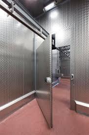 porte coulissante chambre froide systèmes des portes heboma martin hennes kg