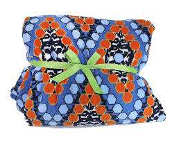 vera bradley home decor amazon com vera bradley xl throw blanket in marrakesh beads vera