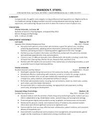 nursing resume template professional resumes paso evolist co