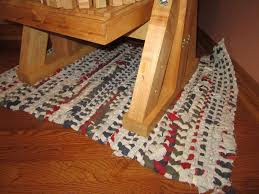 How To Make A Rag Rug Weaving Loom Simply Resourceful How To Make A Rag Rug