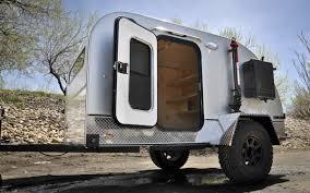 offroad travel trailers summit teardrop trailer from colorado teardrop trailers insidehook