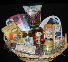 ohio gift baskets entertaining taste of ohio