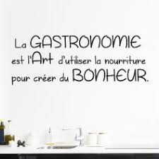 stickers pour la cuisine stickers citation cuisine stickers muraux citation cuisine