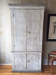 Antique Storage Cabinet Charming Gray Antique Storage Cabinet Italy Omero Home