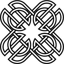 pattern drawing illustrator illustrator tutorial draw a celtic triquetra knot design in illustrator