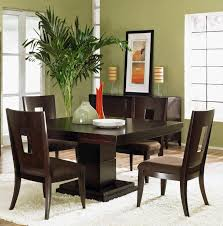 Decorating Ideas For Dining Rooms Dining Room Decorating Ideas Traditional Solid Hardwood Frame With