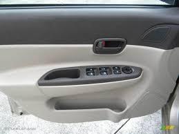 hyundai accent door panel 2007 hyundai accent gls sedan door panel photos gtcarlot com