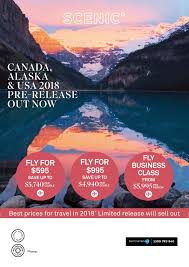 Alaska travel services images Luxury escapes hq canada alaska usa 2018 scenic pre release jpg