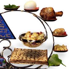 passover plate foods deco seder plate combination set