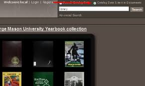 yearbook search online gmu yearbooks now online vault217