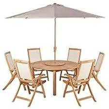 Round Garden Table With Lazy Susan by Shedswarehouse Com Garden Furniture Teak Collection 6 Seater