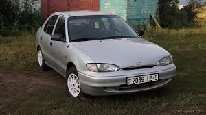 hyundai accent hp 1999 hyundai accent hatchback specifications pictures prices
