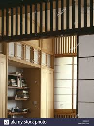 Japanesestyle Minimal Japanese Style Flat In London 1987 Cupboards In Ash And