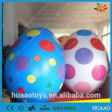 easter decorations on sale 3m easter egg decoration for advertising on sale