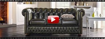 What Is A Chesterfield Sofa by Ellington 3 Seater Sofa From Sofas By Saxon Uk
