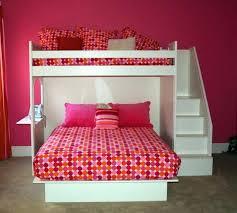 chambre fille lit superposé chambre fille avec lit superpose idee lit mezzanine avec bureau 7