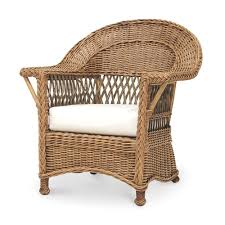 Palecek Bar Stools Palecek Bar Harbor Lounge Chair 7567 Rattan Wicker Furniture