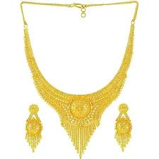gold har set women gold necklace set sone ka har set prem jewellers lucknow