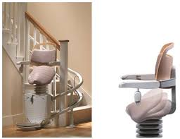 siege escalier adaptation des logements des seniors un siège monte escalier