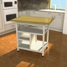 kitchen island woodworking plans picture within architecture 5