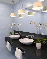 brilliant hanging vanity lights bathroom vanity lighting ideas