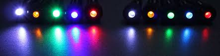 led indicator light aluminum panel mount oznium oznium