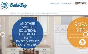 menards dutchboy com website house paint interior u0026 exterior