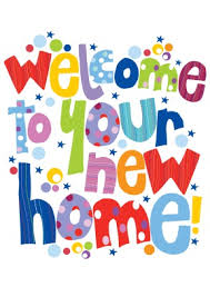new home welcome new home card scribbler cards