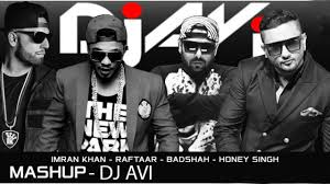honey singh vs badshah vs imran khan vs raftaar u2013 dj avi mashup