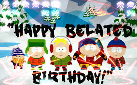 belated birthday pictures images graphics for facebook whatsapp