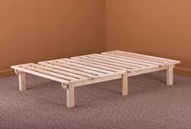 Nomad Bed Frame Nomad Platform Bed Frame Solid Hardwood Eco Bed Hardwood Frame