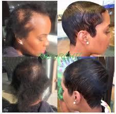 razor chic hairstyles watch razor chic atlanta salon transform a 23 yr old suffering