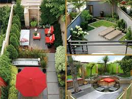 Small Backyard Landscape Ideas with Little Backyard Design With Pool Concept By Bestor Architecture