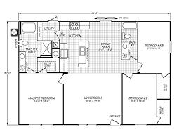 palm harbor home floor plans palm harbor austin the velocity 44 ve32443v by palm harbor homes