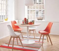 Habitat Dining Table Saarinen Style Lance Circular Dining Table At Habitat Retro To Go