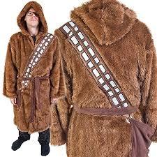 robe de chambre wars robe de chambre chewbacca wars