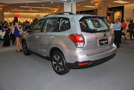 tan subaru forester 2016 subaru forester available in malaysia autoworld com my