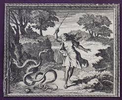 Tiresias The Blind Prophet Métamorphoses En Rondeaux Illustrated By Le Clerc Chauveau And