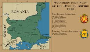 Provinces Of The Ottoman Empire Southern Provinces Of The Russian Empire 1910 By Sevgart On Deviantart
