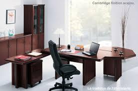 les de bureaux bureau direction placage bois ébénisterie classique cambridge