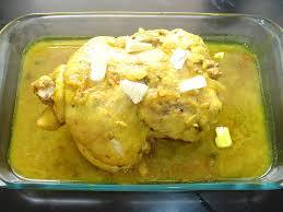 cuisine marocaine poulet poulet m hammer poulet rôti à la marocaine culinaire