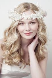 floral hair accessories circlets and hair pieces enchanting floral hair