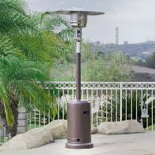 Patio Heater Reflector Replacement by New 48 000 Btu Outdoor Patio Heater Propane Standing Lp Gas Csa