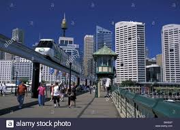 monorail darling harbour sydney wallpapers australia darling harbor new south wales sydney city tower train