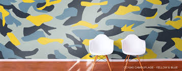 Wallpaper Removable Camouflage Removable Wallpaper Murals