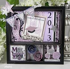 graduation shadow box secretbees studio graduation shadowbox