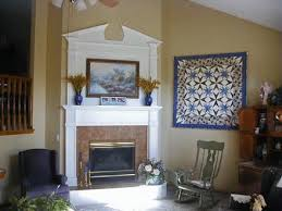 Gas Mantle Fireplace by Double Wall Brick Fireplace Mantle Gas Space Mantels Floating
