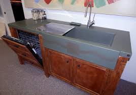 Factory Seconds Kitchen Cabinets Factory Seconds Of Concrete Countertops And Concrete Sinks By