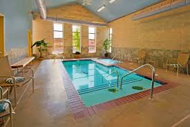 outdoors luxury indoor swimming pools with classic pool design