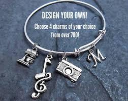 charm bracelet for charm bracelet etsy